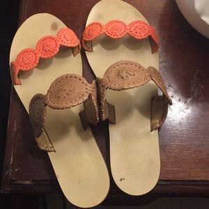 Size 11 Jack Rogers sandals
